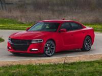 2016 Dodge Charger R/T Black HEMI 5.7L V8 Multi