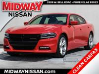 2016 Dodge Charger R/T Torred Clearcoat HEMI 5.7L V8