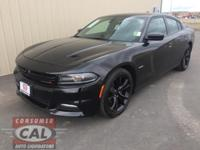 Options:  2016 Dodge Charger 4Dr Sdn R/T Rwd|4-Wheel