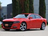 We are excited to offer this 2016 Dodge Charger. How to
