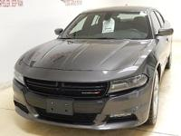 Options:  2016 Dodge Charger R/T|Features Include Large