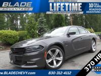 370 HP!!  R/T Badge, **CARFAX ONE OWNER, **Only 8.7%