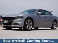 2016 Dodge Charger R/T in Bright Silver Metallic