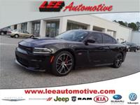 2016 Charger R/T Scat Pack 4dr Rear-wheel Drive Sedan