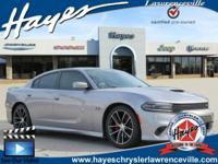 2016 Dodge Charger R/T Scat Pack SRT HEMI 6.4L V8 MDS