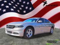 Billet Clearcoat 2016 Dodge Charger SE RWD 8-Speed