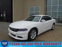 This outstanding example of a 2016 Dodge Charger SE is