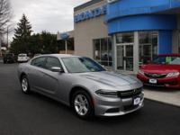 ONE OWNER, 2016 DODGE CHARGER SE, V6, PERFECT COLOR