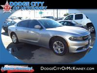 Introducing the 2016 Dodge Charger! This is a superb