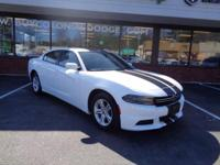 Certified Pre-Owned 2016 Dodge Charger SE with low