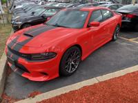 2016 Dodge Charger SRT 392 Orange CARFAX One-Owner.
