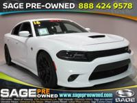 Introducing the 2016 Dodge Charger! A great car and a