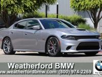 CARFAX 1-Owner, ONLY 8,056 Miles! SRT 392 trim.