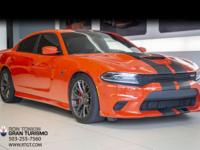 2016 Dodge Charger SRT Hellcat With: Navigation System,