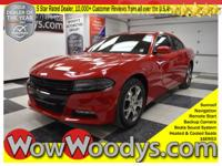 One Owner! This Dodge Charger AWD comes fully loaded