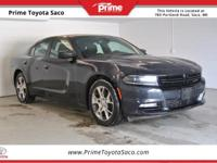 CARFAX One-Owner. 2016 Dodge Charger SXT in Granite