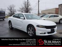 2016 Dodge Charger SXT. AWD. What are you waiting for?!