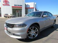 All-wheel drive and heated seats!! This 2016 Dodge