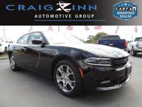 PREMIUM & KEY FEATURES ON THIS 2016 Dodge Charger