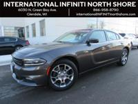 Options:  2016 Dodge Charger Sxt|Gray|All Wheel Drive*