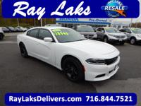 CARFAX 1-Owner. SXT trim, Bright White Clearcoat