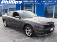 2016 Dodge Charger SXT Maximum Steel Metallic Clearcoat