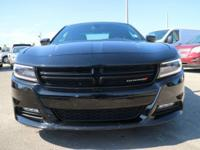 Options:  2016 Dodge Charger Sxt|Pitch Black