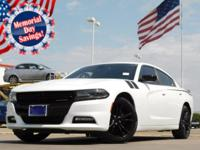 2016 Dodge Charger w/ Navigation System Bright White
