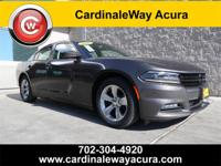 CARFAX One-Owner. Clean CARFAX. 2016 Dodge Charger SXT