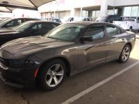 We are excited to offer this 2016 Dodge Charger. Only