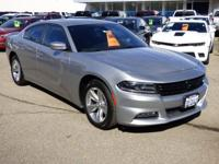 Options:  2016 Dodge Charger 4Dr Sdn Sxt Rwd