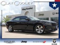 Black. Priced below KBB Fair Purchase Price!2016 Dodge