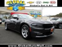 CHRYSLER CERTIFIED !! Great deal on this 2016 Charger