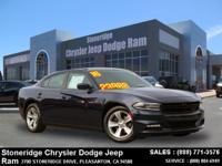 Options:  2016 Dodge Charger Sxt Sedan|Blue|V6 3.6