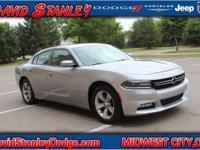 Charger SXT, 3.6L 6-Cylinder SMPI DOHC, Automatic, RWD,