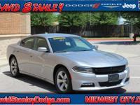 Charger SXT, Dodge Certified, 4D Sedan, 3.6L 6-Cylinder