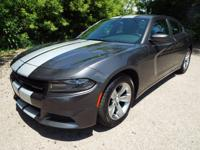 This is the sporty and stylish 2016 Dodge Charger SXT