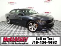 American Muscle 2016 Dodge Charger with Keyless Start