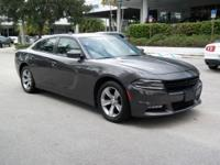 No accidents Clean Carfax, Charger SXT, 3.6L 6-Cylinder