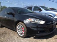 Options:  2016 Dodge Dart Limited||1St And 2Nd Row