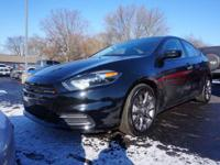 Dart SE and 6-Speed Manual. Perfect Color Combination!