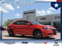 Priced below KBB Fair Purchase Price!2016 Dodge Dart SE