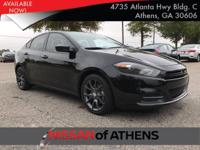 Look at this 2016 Dodge Dart SE. Its transmission and