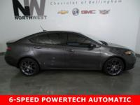6-Speed Powertech Auto Transmission, Rallye Appearance