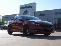 Priced below KBB Fair Purchase Price!2016 Dodge Dart