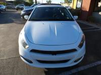 Options:  2016 Dodge Dart Sxt 4Dr Sedan|White|Grille