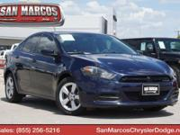 Scores 35 Highway MPG and 22 City MPG! This Dodge Dart