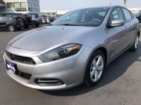 CARFAX One-Owner. 2016 Dodge Dart SXT Gray One Owner,
