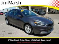 Dart SXT, 2016 one-owner car with a clean Carfax!