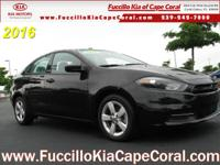 This 2016 Dodge Dart 4dr Sdn SXT *Ltd Avail* is offered